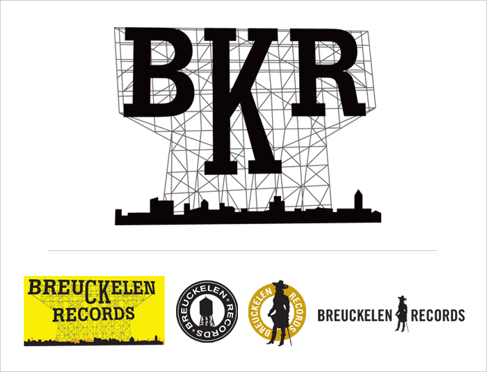 Breuckelen Records Logo