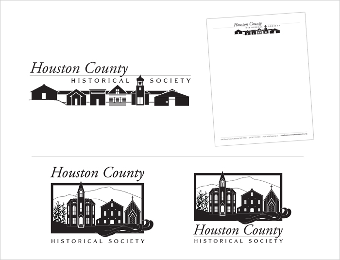 Houston County Historical Society Logo